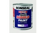 6 Year Anti Mould Paint 750ml - White Matt