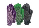 Ladies Triple Pack - Purple Grey & Green