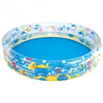 Deep Dive 3 Ring Pool - 60