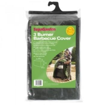3 Burner Barbecue Cover - 130cm x 74cm x 61cm
