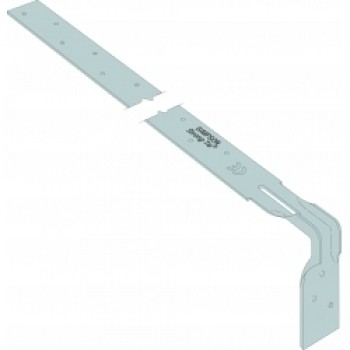 Heavy Engineered Strap Bent - 1500mm