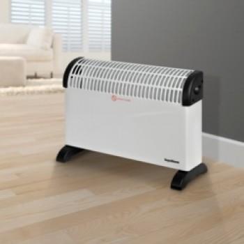 Convector Heater 2000w - Size: 535mm(w)x200mm(d)x385mm(h)
