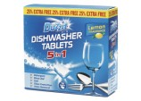5 in 1 Dishwasher Tablets - 15 x 20g