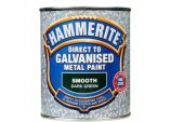 Direct To Galvanised Metal Paint 750ml - Dark Green