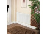 Single Compact Radiators - 600 x 1200mm