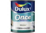 Once Satinwood 750ml - White Cotton