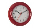 Wycombe Wall Clock - Red