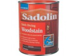 Quick Drying Woodstain - Redwood - 1L