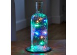 Bottle It!  Multi Coloured Decorative String Light
