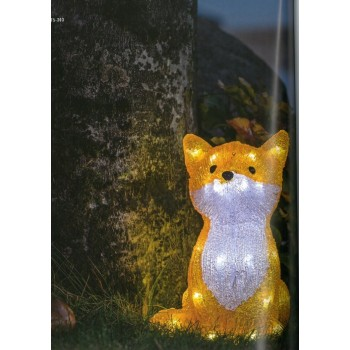 NEW Fox with 32 White LEDs