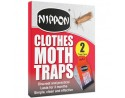Clothes Moth Trap - Twin Pack