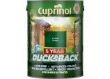 5 Litre Ducksback - Forest Green