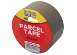 50m Brown Parcel Tape