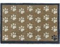 Small Paws Indoor Barrier Mat - Khaki