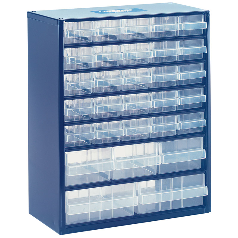 Expert 30 Drawer Storage Organiser