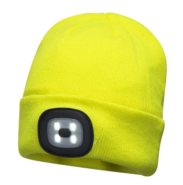 Beanie LED Head Light Hat -  – Now Only £10.00