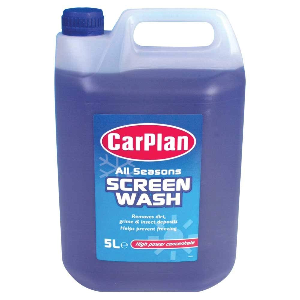 All Seasons Concentrated Screen Wash 5L – Now Only £4.00