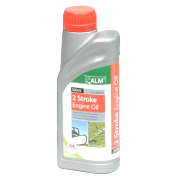 2 Stroke Oil - 500ml – Now Only £4.00