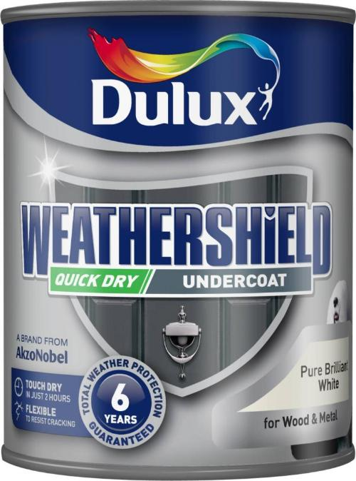 Quick Drying Undercoat 750ml PBW – Now Only £15.00