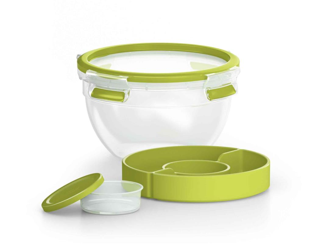 Masterseal to Go Salad Bowl - Round – Now Only £6.00