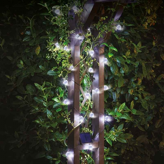 25 Orb Ultra String Lights – Now Only £7.50