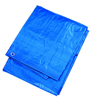 Tarpaulin 3.6m x 2.75m – Now Only £4.00