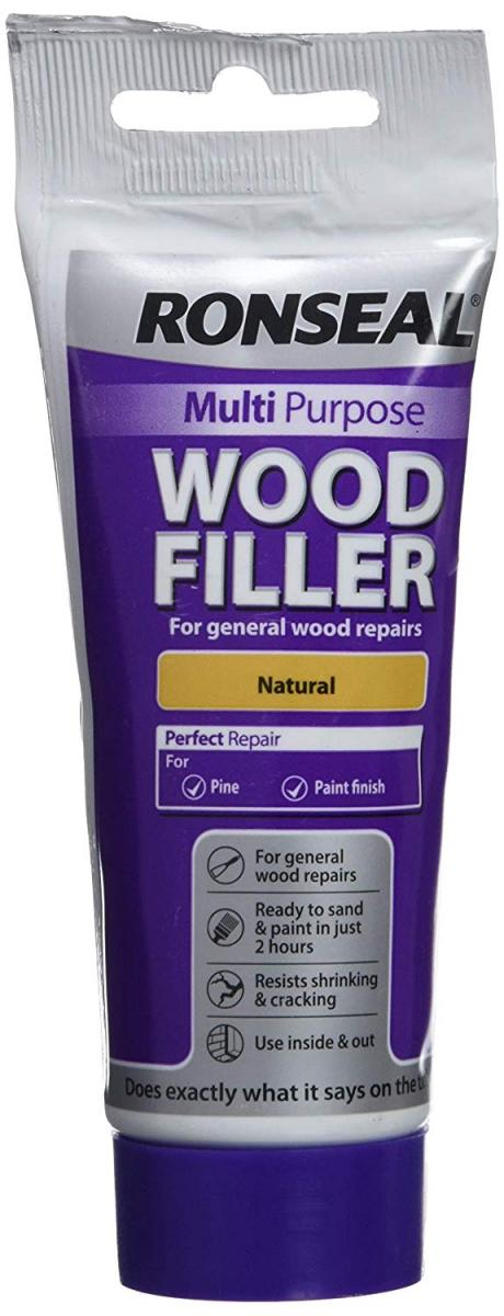 Multi Purpose Wood Filler 100g Natural – Now Only £3.00