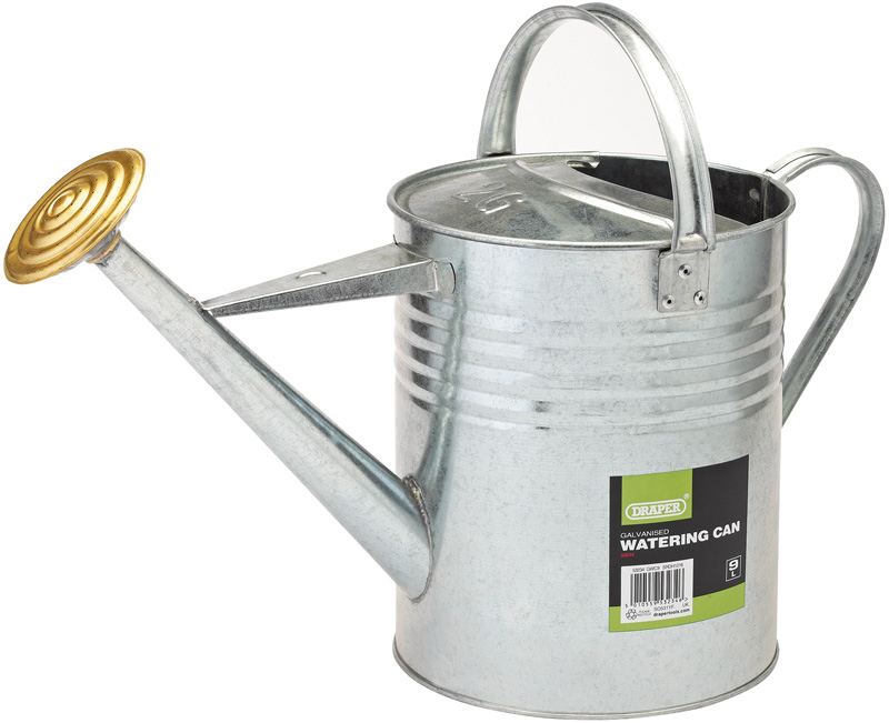 Galvanised watering can 9L – Now Only £15.00