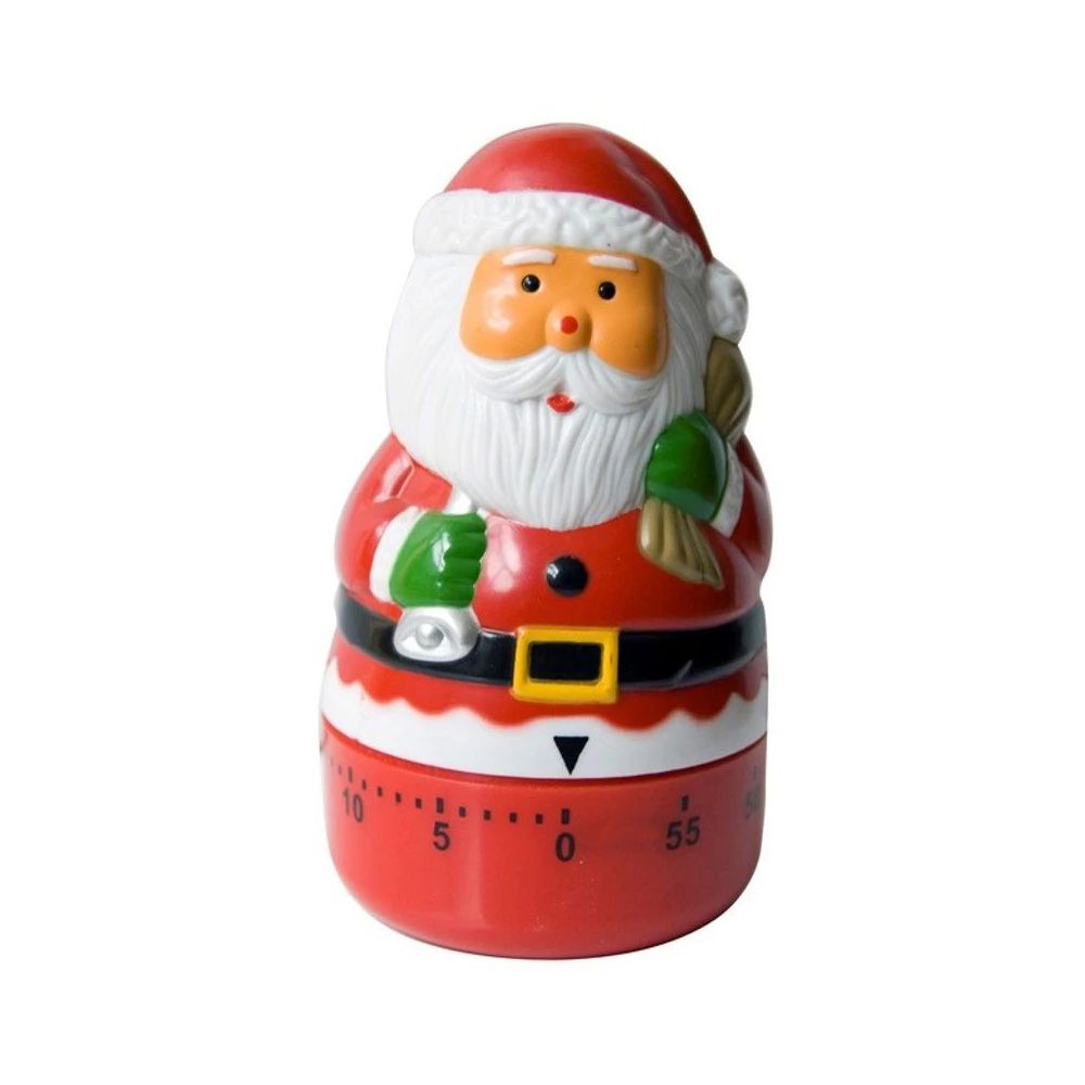 Yuletide Father Christmas Kitchen Timer – Now Only £3.00