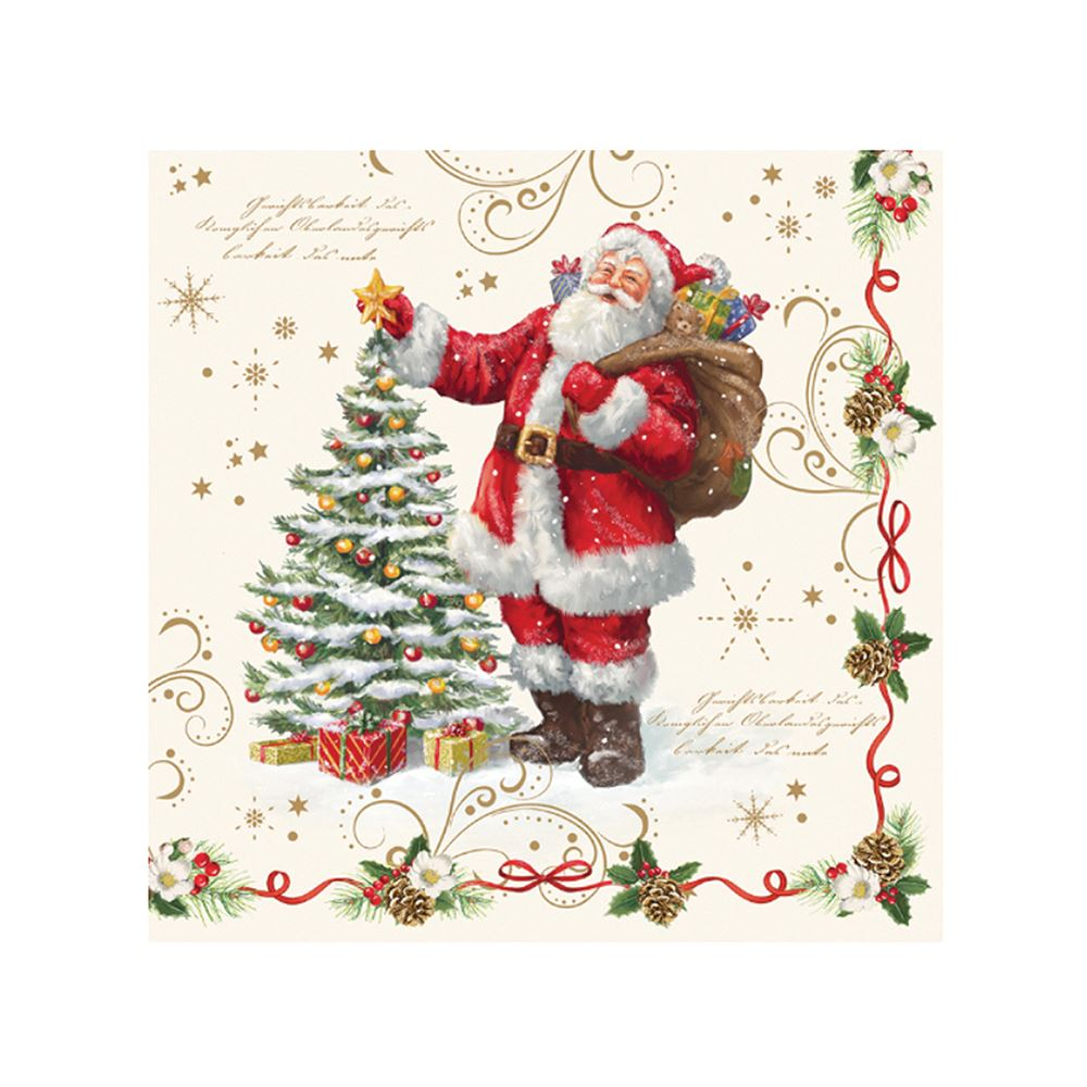 Magic Christmasi Napkins - Pack of 20 – Now Only £3.00