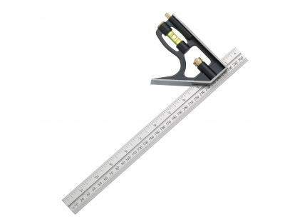 """Combination Square 12""""/300mm  – Now Only £7.00"""