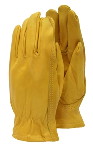 Premium Leather Gloves Mens - Large – Now Only £10.00