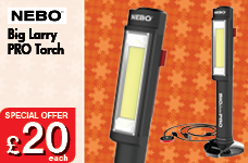 NEBO Big Larry PRO – Now Only £20.00