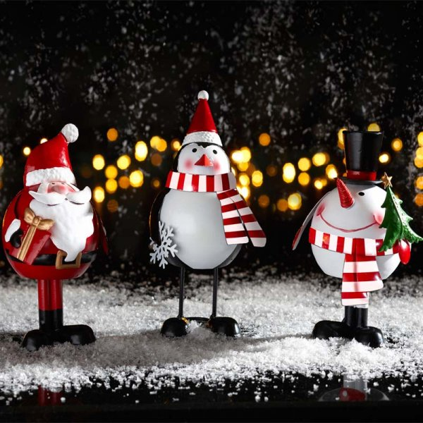 Festive Wibbly Wobblers Figurine – Now Only £4.00