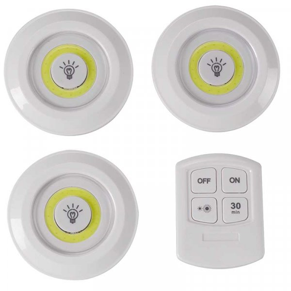 Remote Control Glow Discs Triple Pack – Now Only £10.00