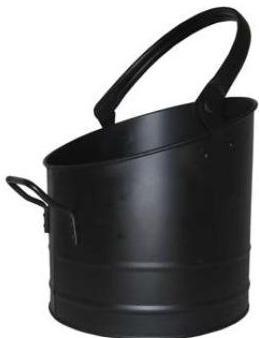 Mini Coal Hod Black  – Now Only £12.00