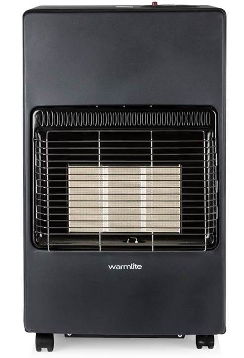 Black Gas Heater – Now Only £75.00