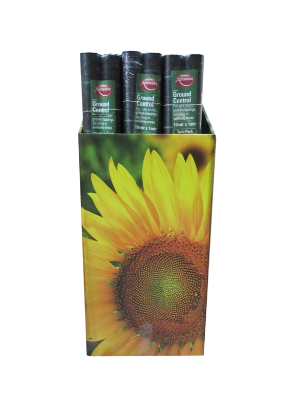 Heavy Duty Weed Control 10 x 1m Twin Pack – Now Only £10.00