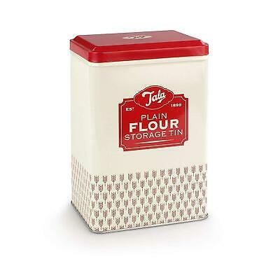 Plain Flour Storage Tin – Now Only £5.00