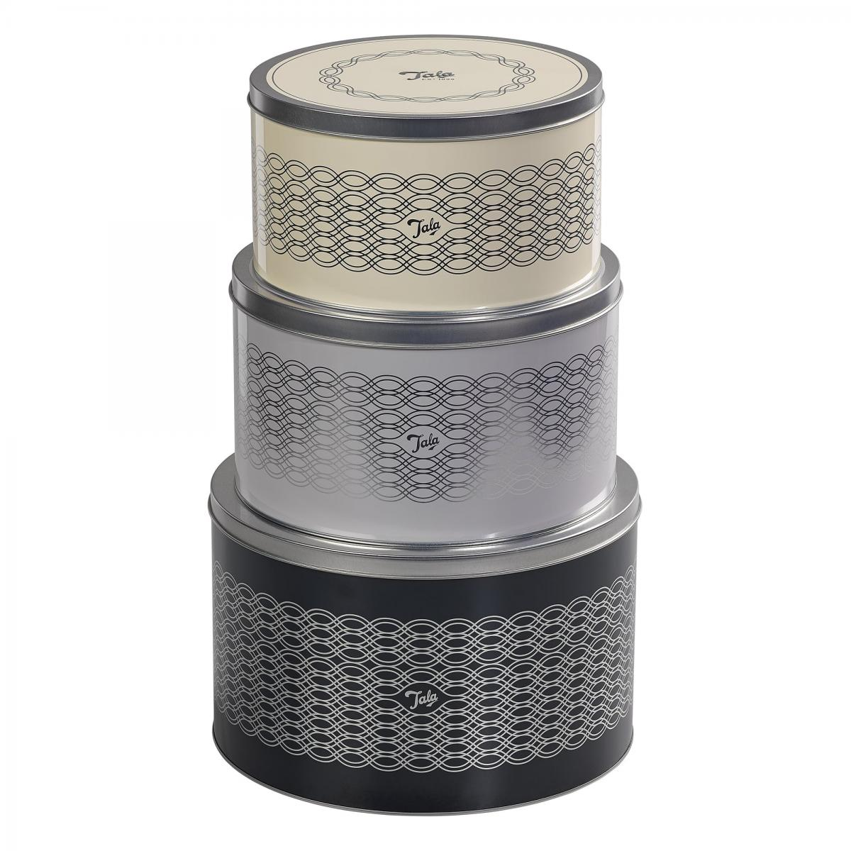 Cake Tins - Set Of 3 – Now Only £18.00