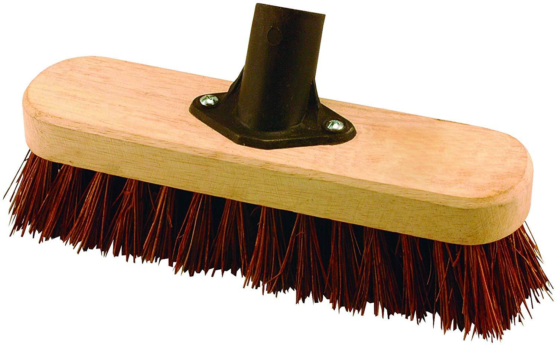FSC Wooden 23cm Deck Scrub – Now Only £4.00