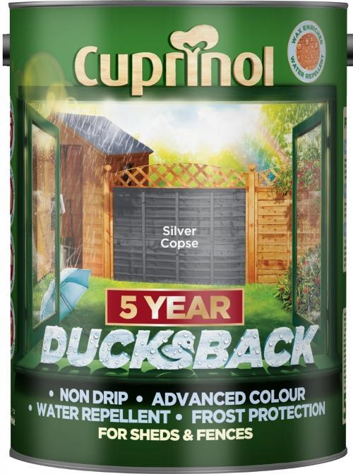 5 Litre Ducksback - Silver Copse – Now Only £10.00
