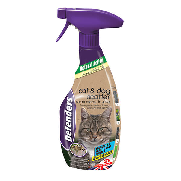 Cat & Dog Repeller 750ml – Now Only £4.50