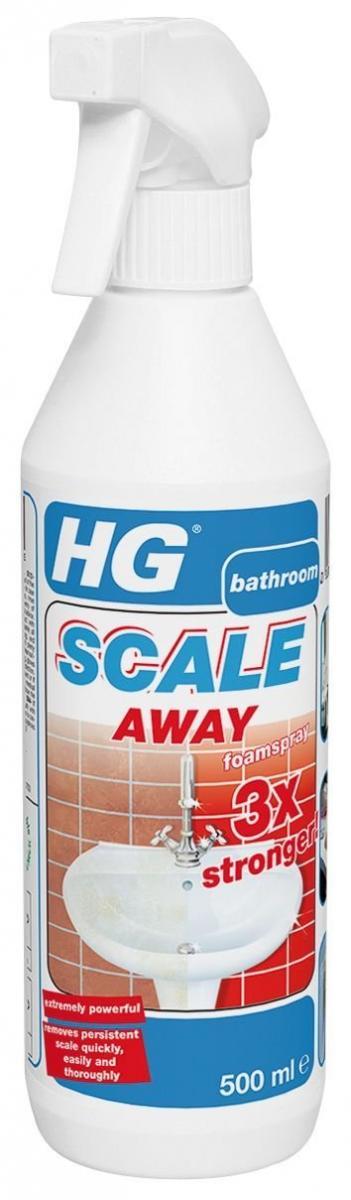 Scale Away 3 x Stronger Foam Spray 500ml – Now Only £4.00