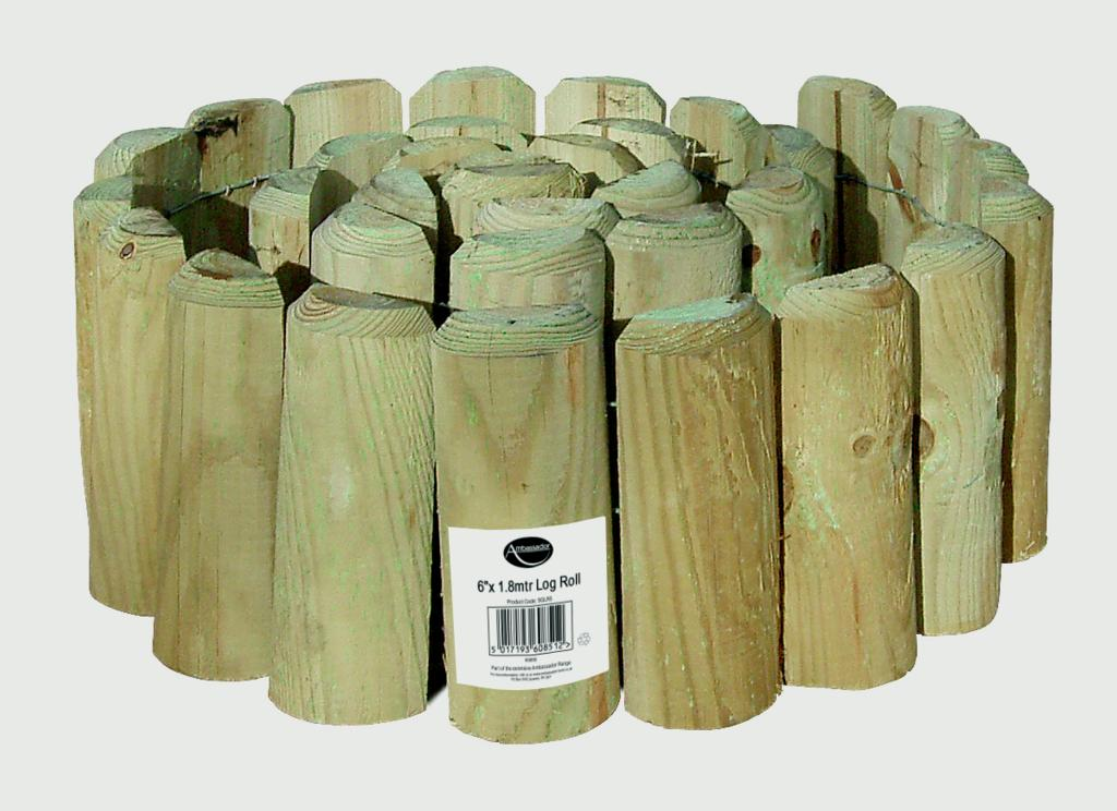 "Log Roll 9"" x 1.8m – Now Only £8.00"