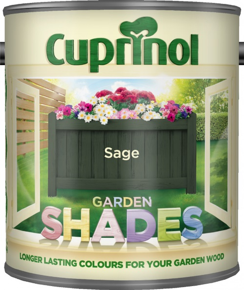 1 Litre Garden Shades - Sage – Now Only £10.00