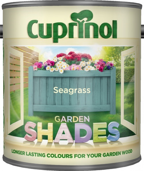1 Litre Garden Shades - Seagrass – Now Only £10.00