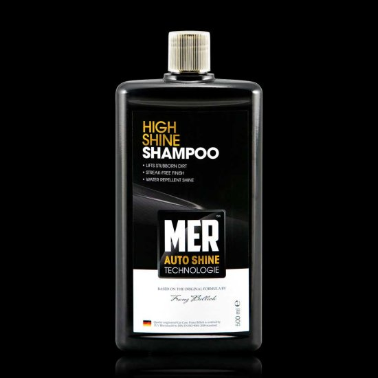 500ml High Shine Car Shampoo – Now Only £5.00