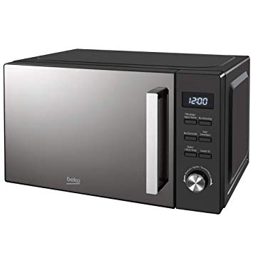 800W Compact Microwave - Black – Now Only £59.00