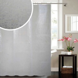 Frosty Peva Shower Curtain – Now Only £6.00